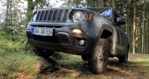 Enlever le voyant moteur sur Jeep Renegade