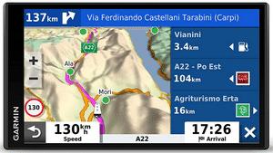 GPS camping car Garmin Camper 780 Advanced