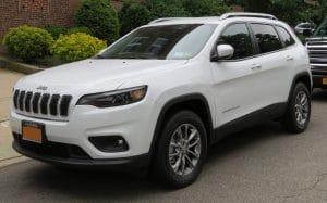 changer la courroie de distribution sur Jeep Cherokee