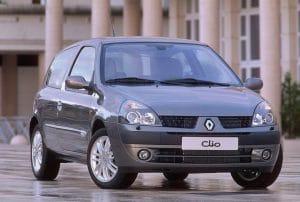 Où trouver le code anti-démarrage de ma Renault Clio 2