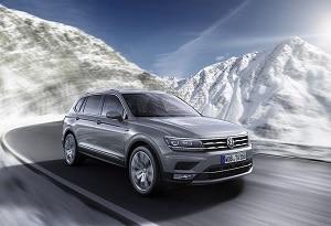 SUV familial Volkswagen Tiguan Allspace